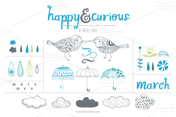 Happy Curious