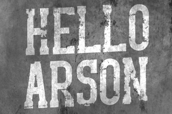 Hello Arson