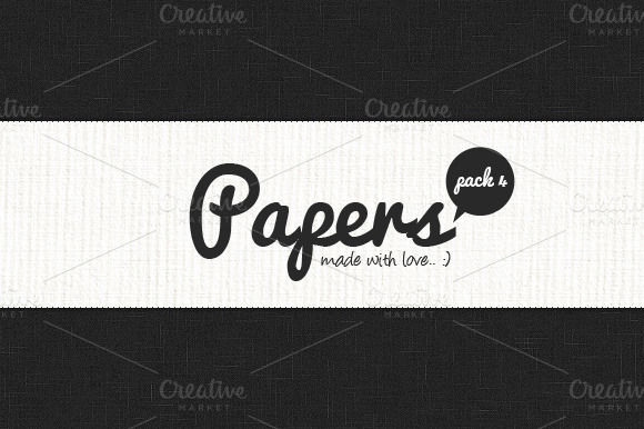 Papers Pack 4