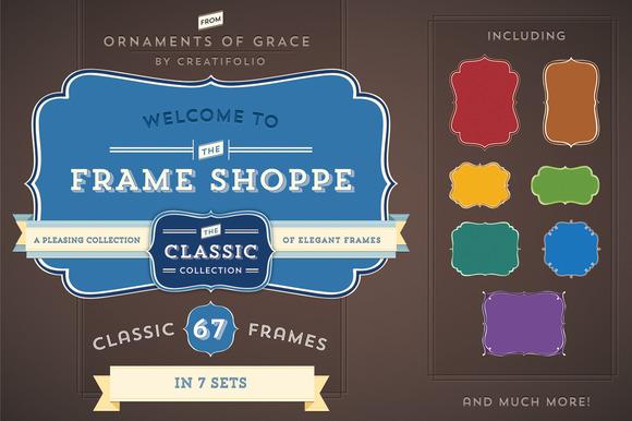 67 Classic Frames