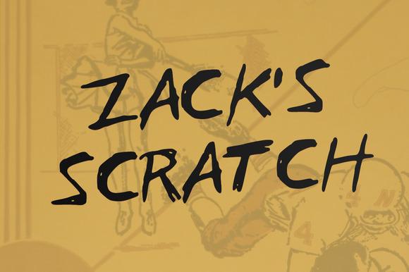 Zack S Scratch