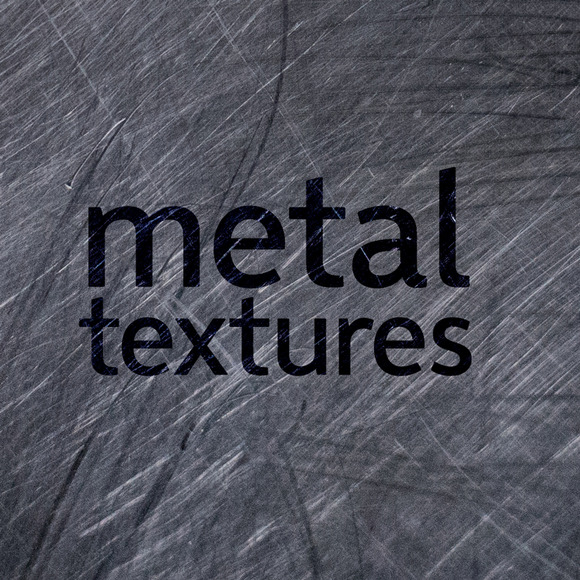 25 Texture Bundle Of Metal