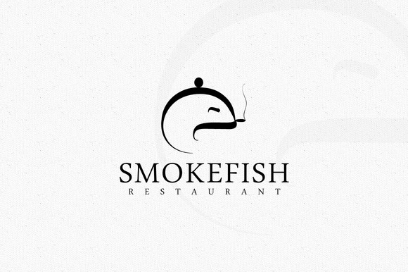 Smoke Fish Logo