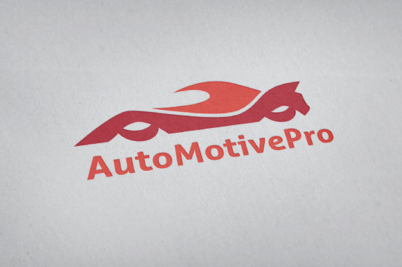 AutoMotivePro Logo Template