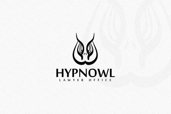 Hypno Owl Logo