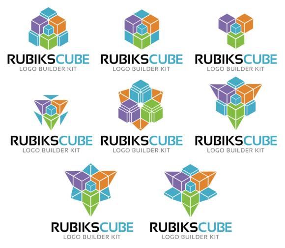 Logo Creator 9 Pre-Designed Logos