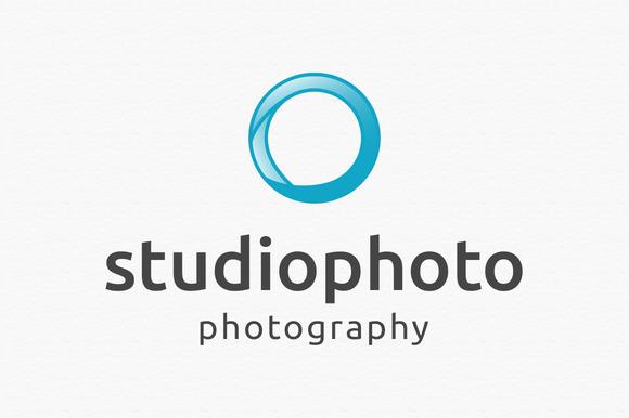 Studio Photo Logo Template