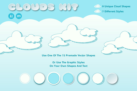 Clouds Kit