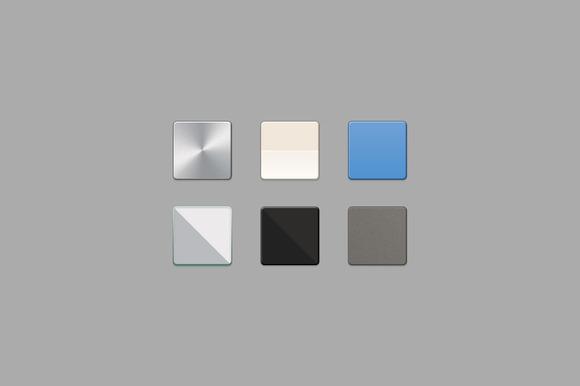 PS Materials