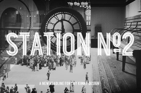 Station No.2