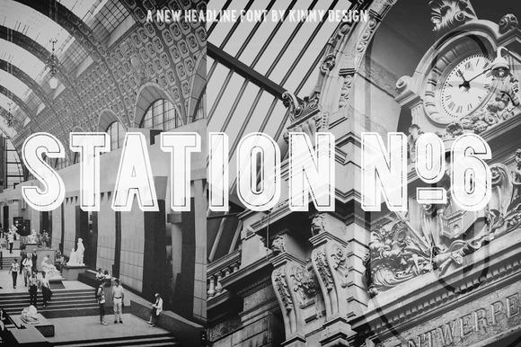 Station No.6