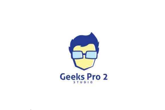 Geek Pro 2 Logo Template