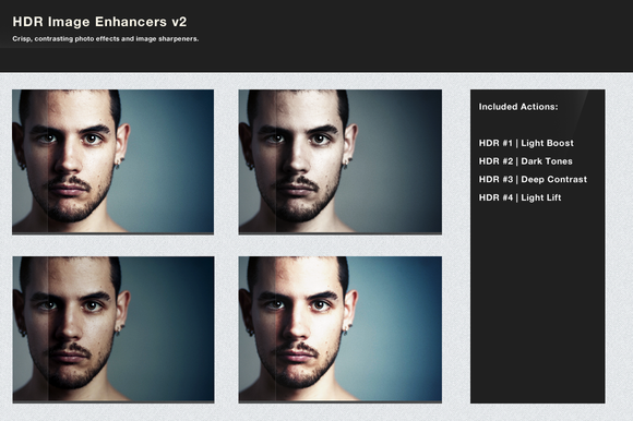 HDR Image Enhancers V2