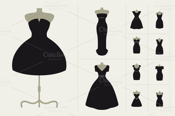 Elegant Dress Collection