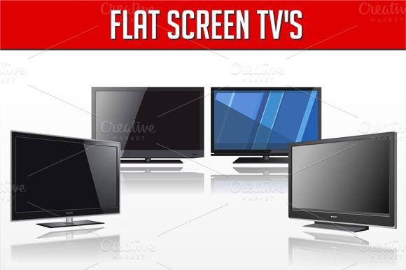 Flat Screen TV S