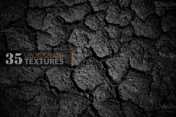 Cracked Ground Textures