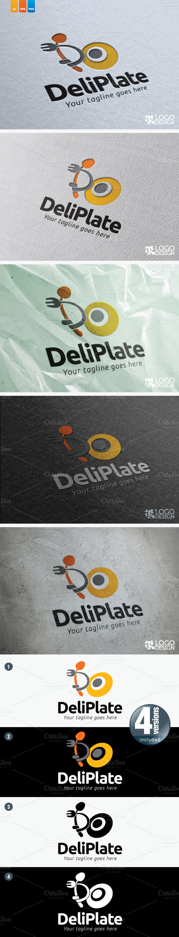 DeliPlate