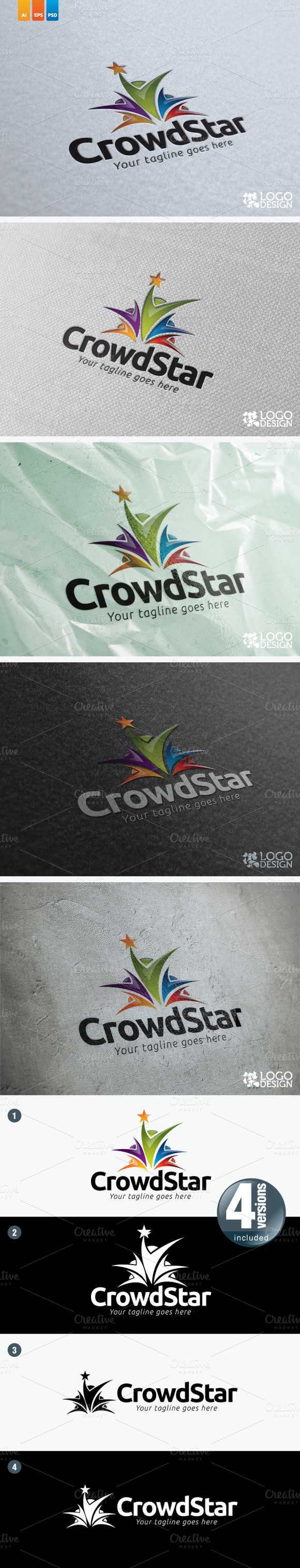 Crowd Star