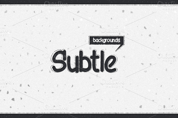 Subtle Backgrounds V1