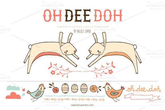 Oh Dee Doh
