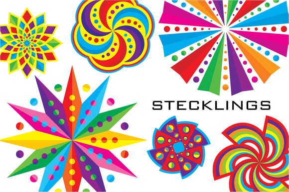 Stecklings 99 Colorful Icons