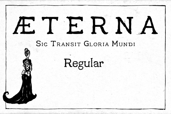 Aeterna Regular