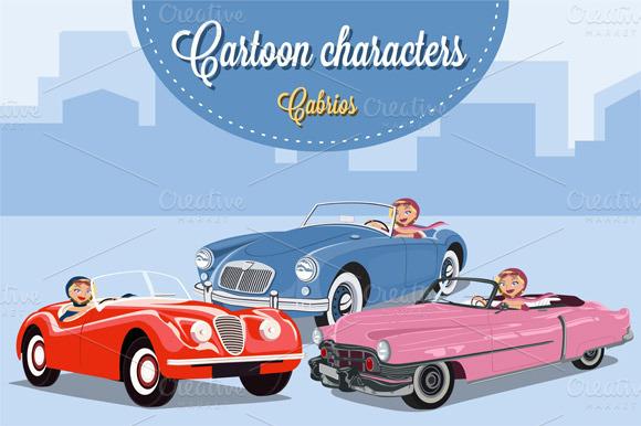 Antique Convertible Cars