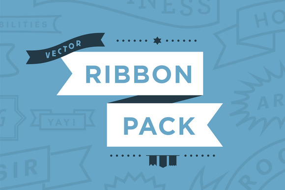 Vector Ribbon Pack