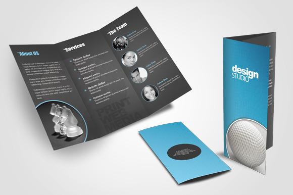Agency Tri-Fold Brochure