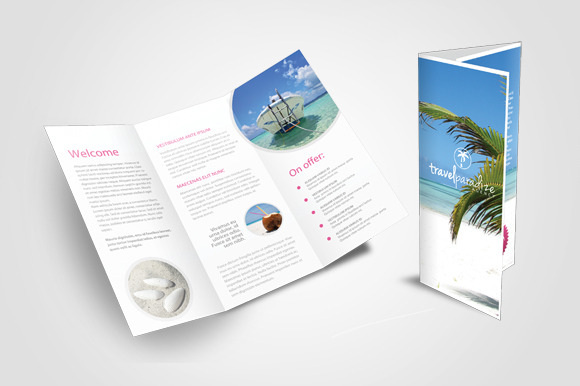 Travel Agency Tri-Fold