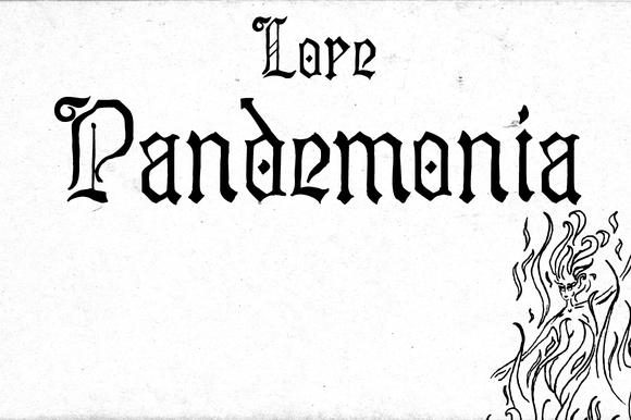 Lore Pandemonia