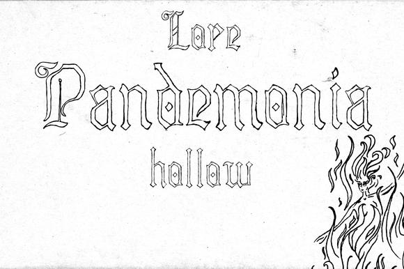 Lore Pandemonia Hollow