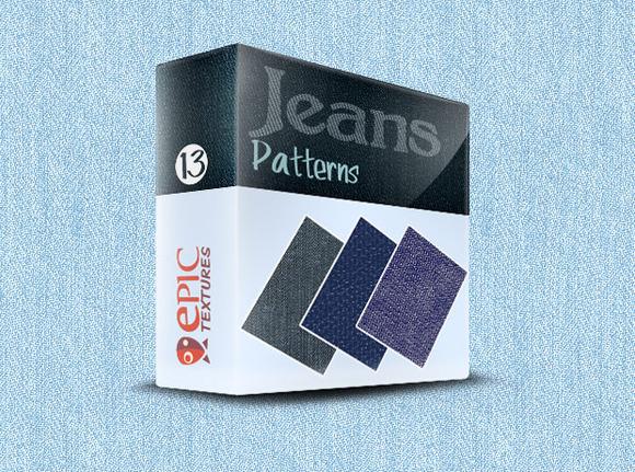Jeans Patterns V.13