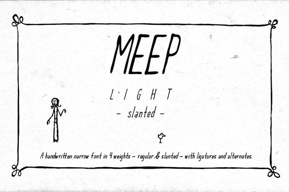 Meep Light Slanted