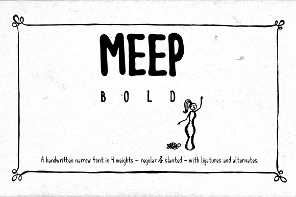 Meep Bold