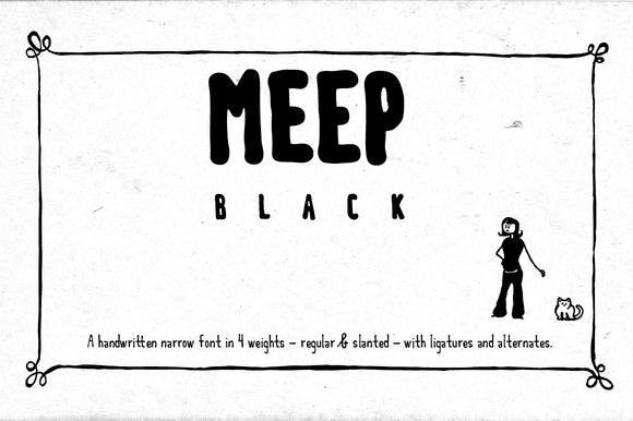 Meep Black