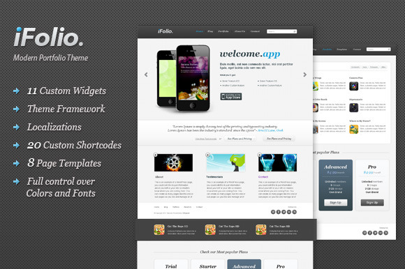 IFolio Online Portfolio