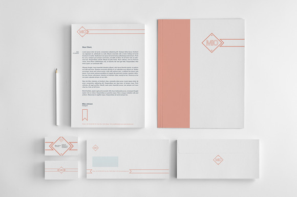 Mio- Corporate Identity Pack