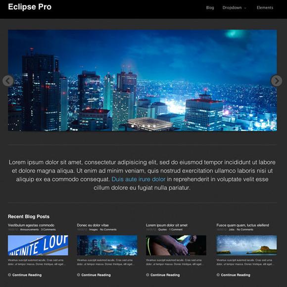 Eclipse Pro 2 Responsive