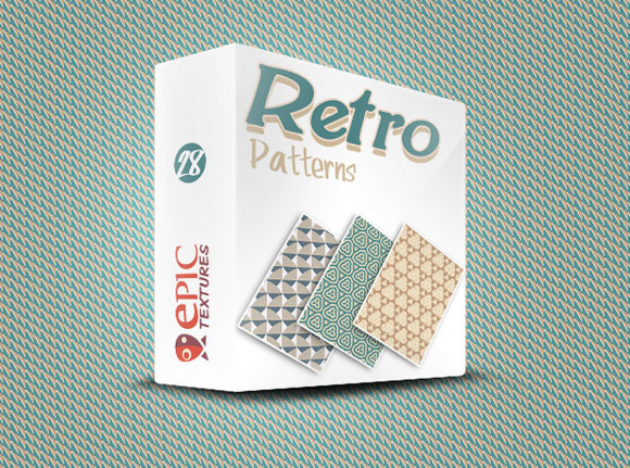 Retro Patterns V.28