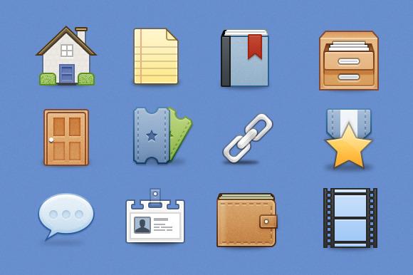 150 Retina Web Icons