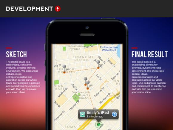 App Power PowerPoint Template