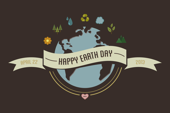 Things For Earth Day 10 Vectors