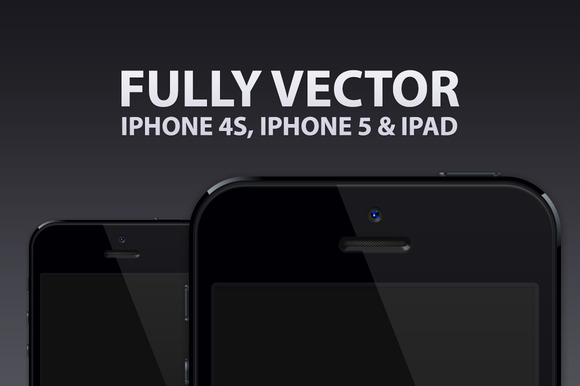 Vector Apple Devices