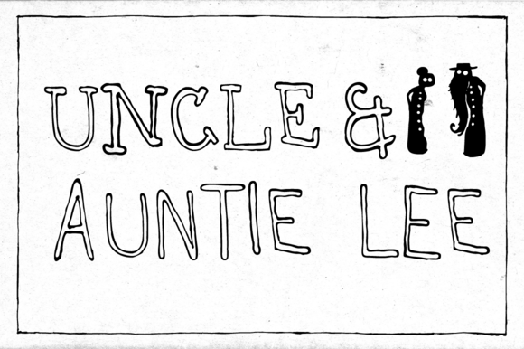 Uncle Auntie Lee Family