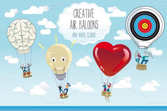 Creative Air Balloons