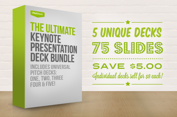 Ultimate Keynote Pres Deck Bundle