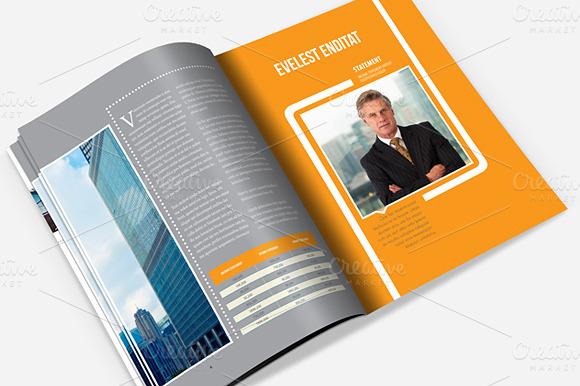 InDesign Brochure Template V3