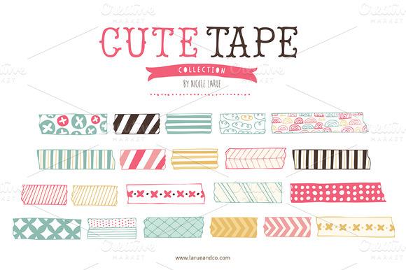 Cute Tape