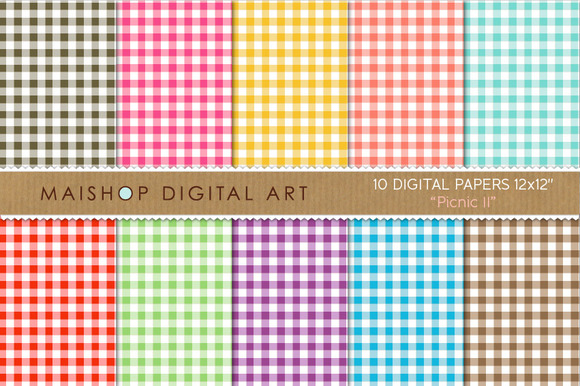 Digital Papers-Picnic II